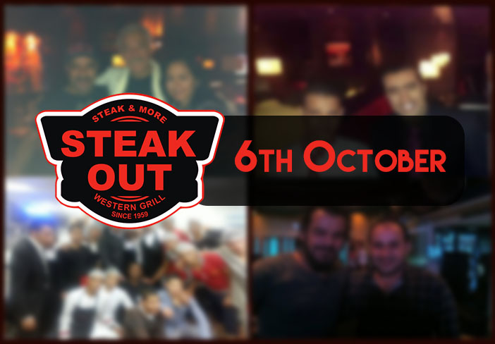 SteakOUT 6th of october Branch Opening