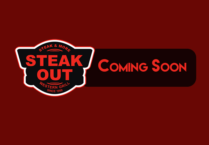 SteakOUT Branch Opening